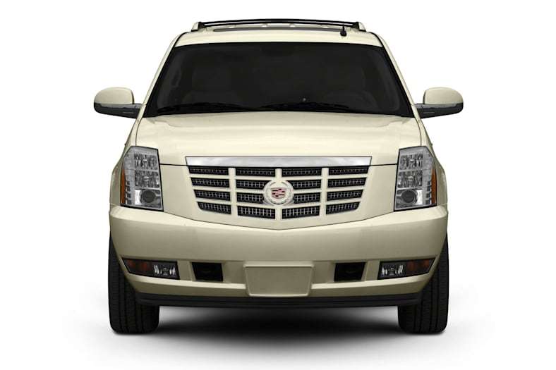 2012 Cadillac Escalade Exterior Photo