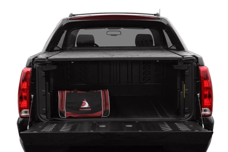 2012 Cadillac Escalade EXT Exterior Photo