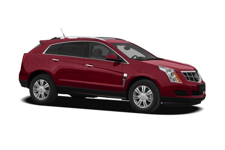 2012 Cadillac SRX Exterior Photo