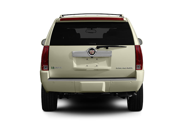 2012 Cadillac Escalade Hybrid Exterior Photo