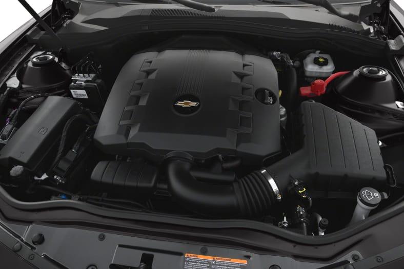 2012 Chevrolet Camaro Exterior Photo