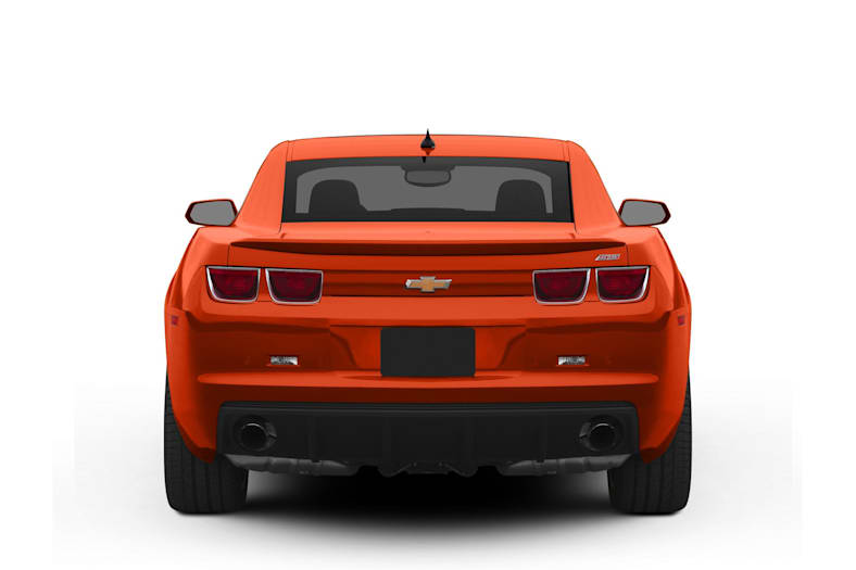 2012 Chevrolet Camaro Exterior Photo