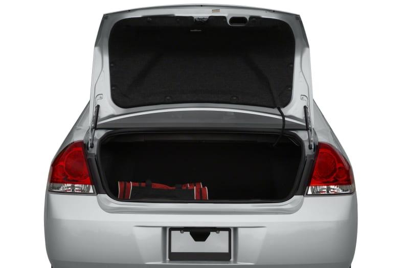 2012 Chevrolet Impala Exterior Photo