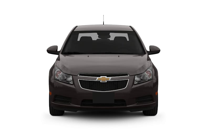 2012 Chevrolet Cruze Exterior Photo