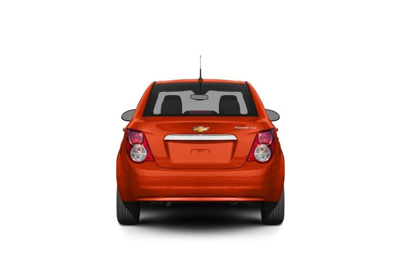 2012 Chevrolet Sonic Exterior Photo