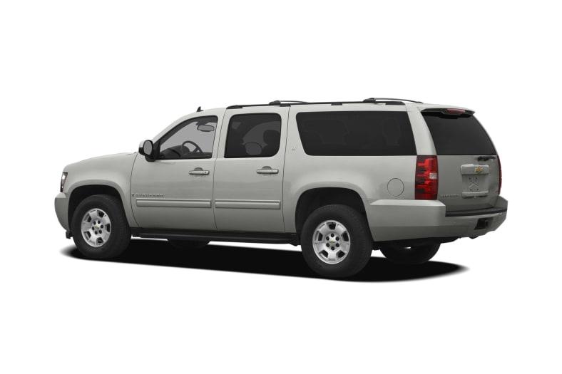 2012 Chevrolet Suburban 1500 Exterior Photo
