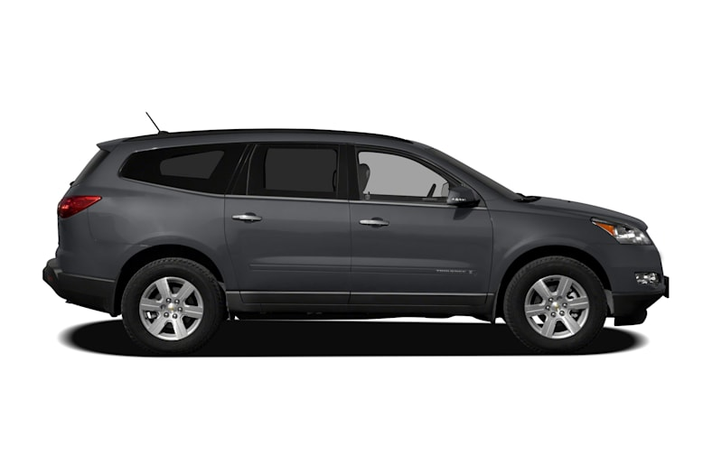2012 Chevrolet Traverse Exterior Photo
