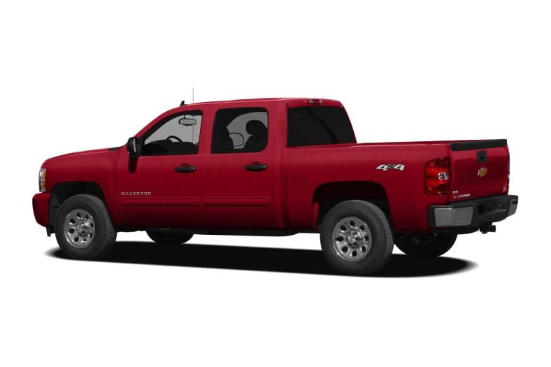2012 Chevrolet Silverado 1500 Exterior Photo