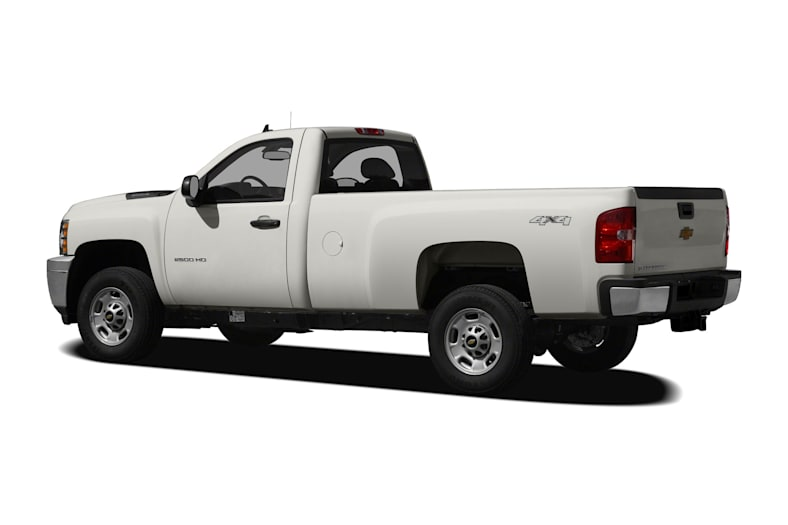 2012 Chevrolet Silverado 2500HD Exterior Photo