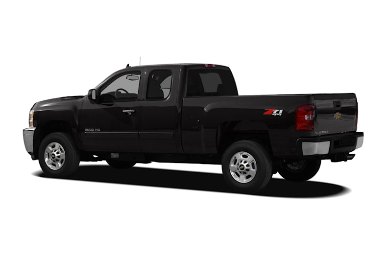 2012 Chevrolet Silverado 3500HD Exterior Photo