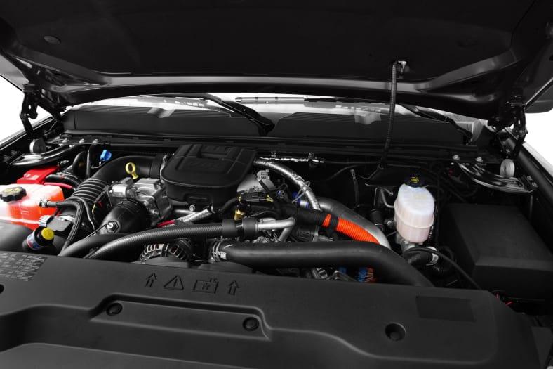 2012 Chevrolet Silverado 2500HD Exterior Photo