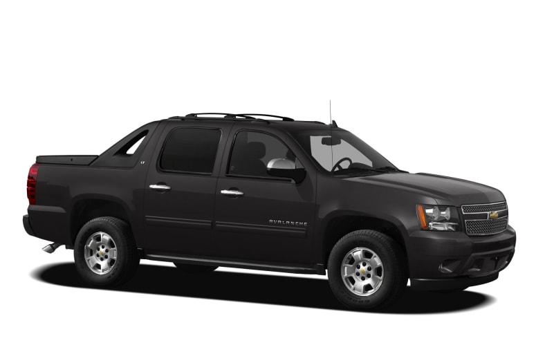 2012 Chevrolet Avalanche 1500 Exterior Photo