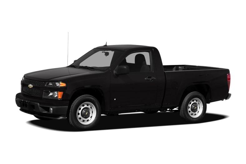 2012 Chevrolet Colorado Information