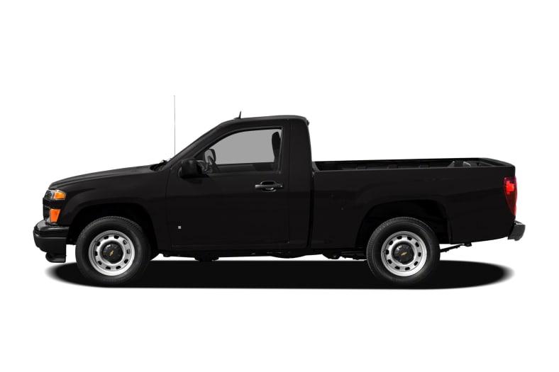 2012 Chevrolet Colorado Exterior Photo