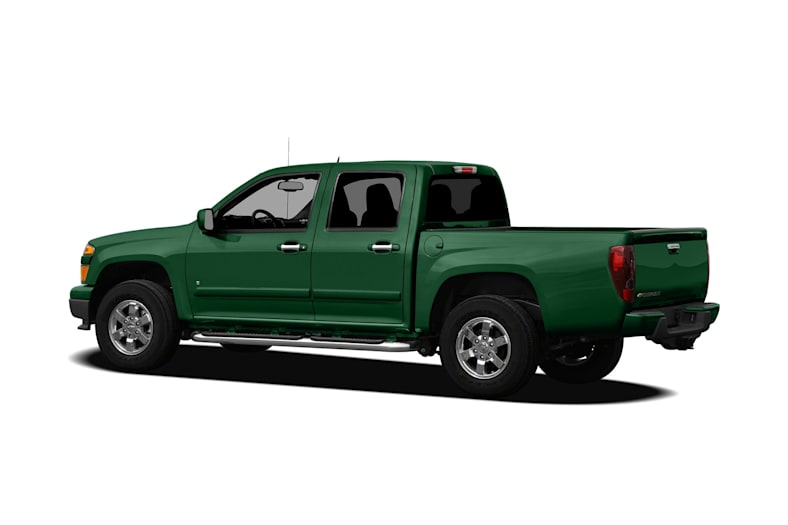 2012 Chevrolet Colorado Exterior Photo