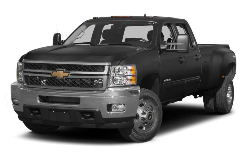2012 Silverado 3500HD