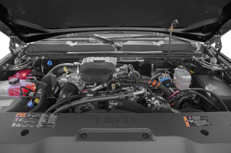 2012 Chevrolet Silverado 3500HD Exterior Photo