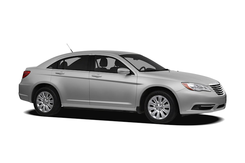 2012 Chrysler 200 Exterior Photo