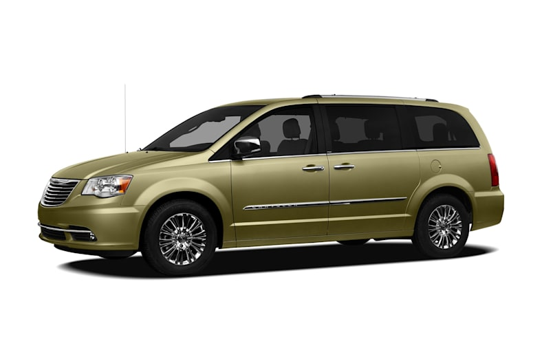2012 Chrysler Town & Country Exterior Photo