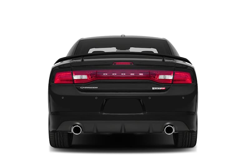 2012 Dodge Charger Exterior Photo