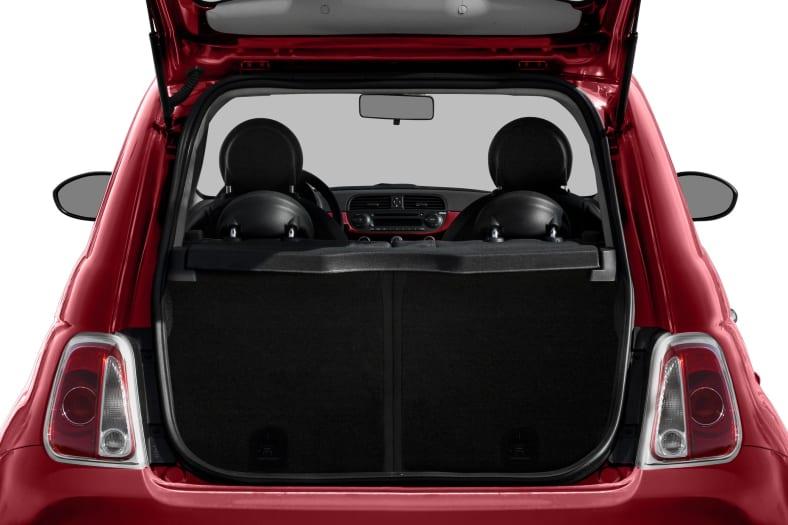 2012 FIAT 500 Exterior Photo