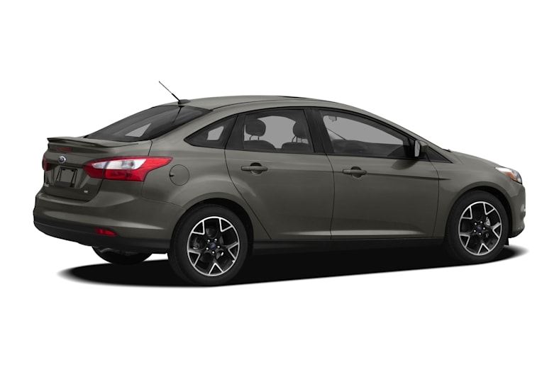 2012 Ford Focus Exterior Photo