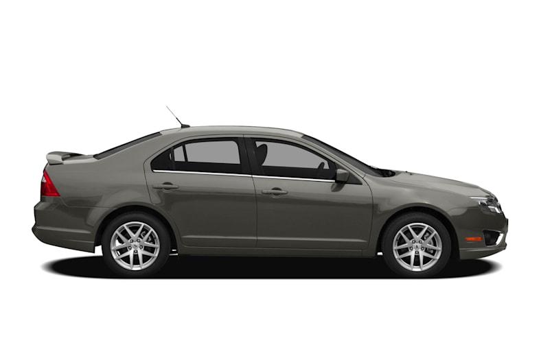 2012 Ford Fusion Exterior Photo