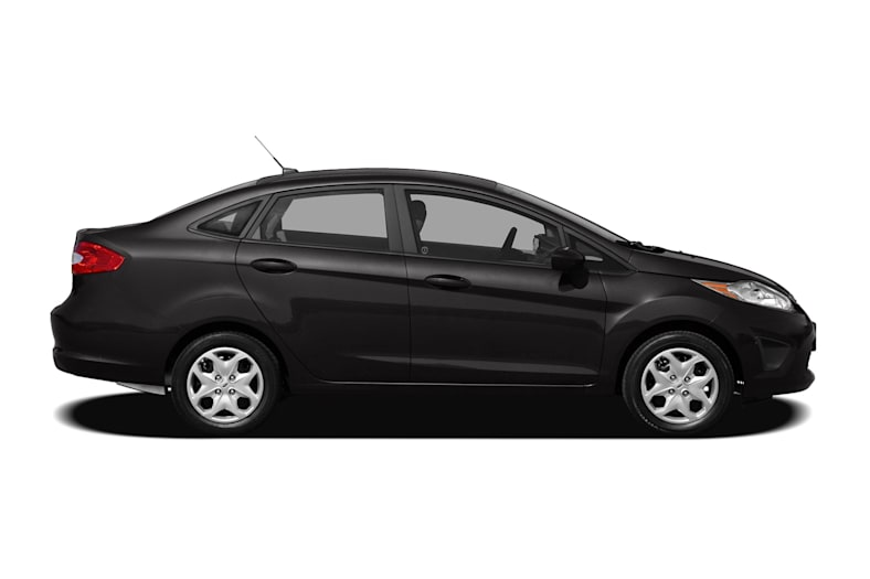 2012 Ford Fiesta Exterior Photo