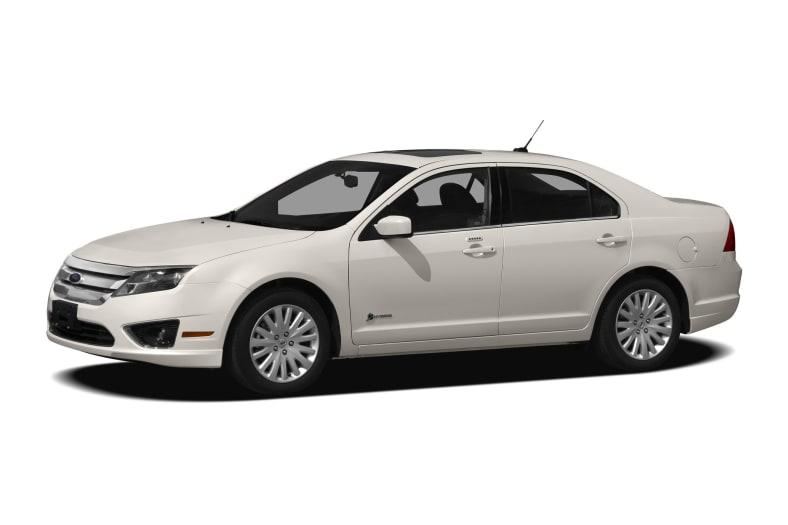 2012 Fusion Hybrid