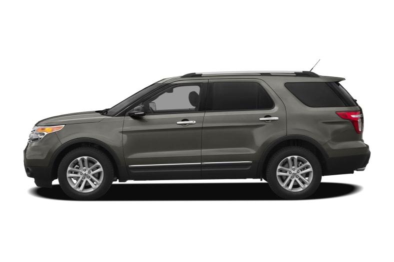 2012 Ford Explorer Exterior Photo