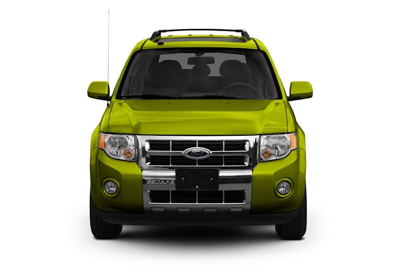 2012 Ford Escape Hybrid Exterior Photo