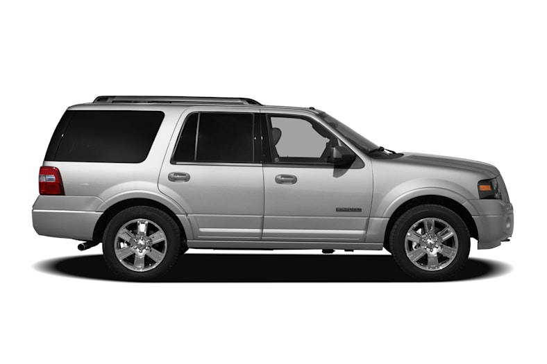 2012 Ford Expedition Exterior Photo