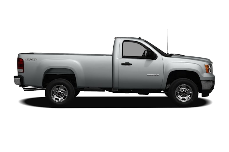 2012 GMC Sierra 2500HD Exterior Photo