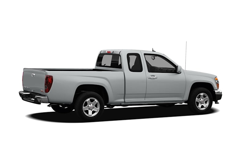 2012 GMC Canyon Exterior Photo