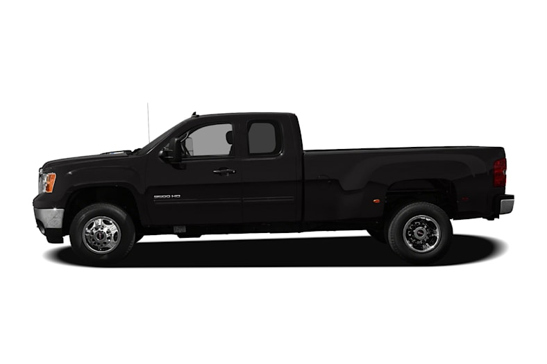 2012 GMC Sierra 3500HD Exterior Photo