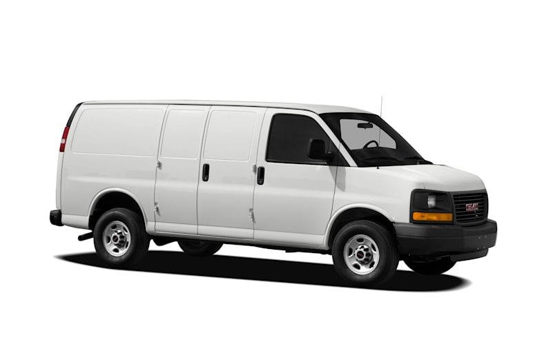 2012 GMC Savana 2500 Exterior Photo