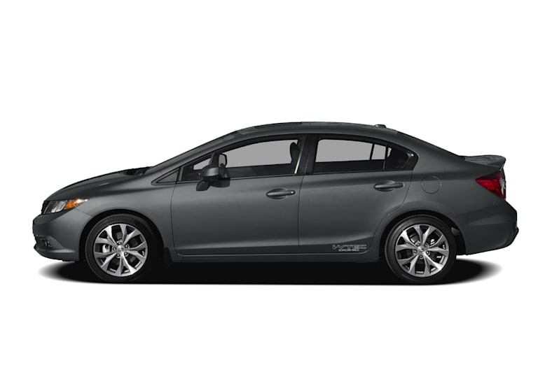 2012 Honda Civic Exterior Photo