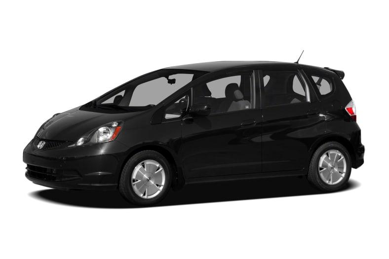 2012 Honda Fit Exterior Photo