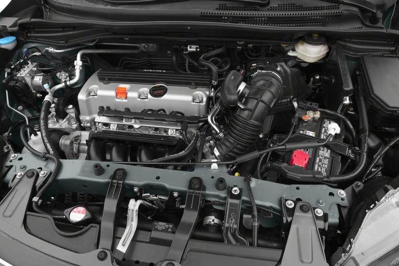 2012 Honda CR-V Exterior Photo