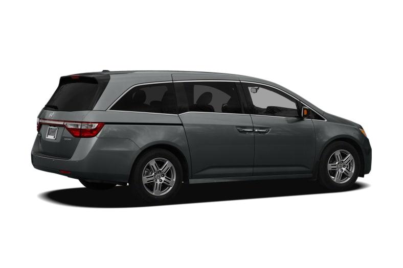 2012 Honda Odyssey Exterior Photo