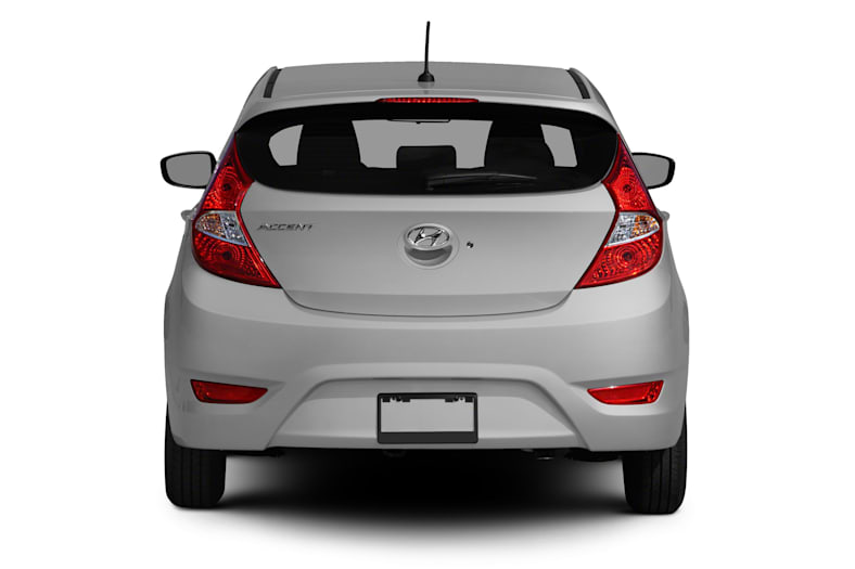 2012 Hyundai Accent Exterior Photo