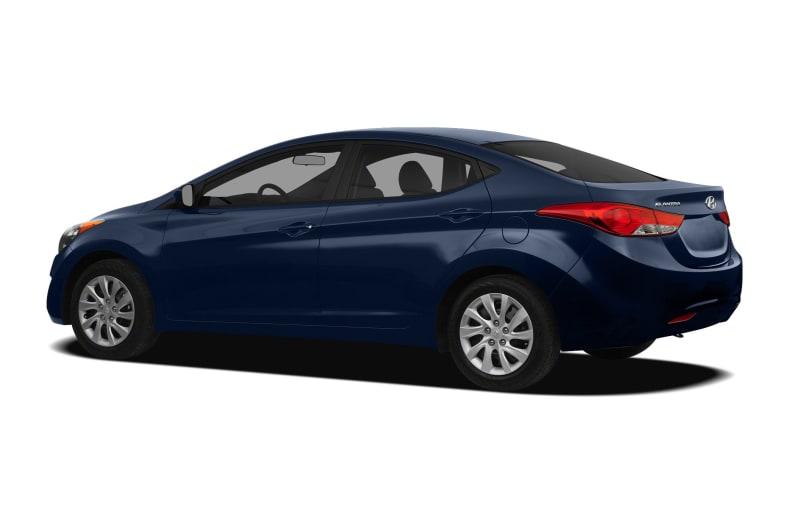2012 Hyundai Elantra Exterior Photo