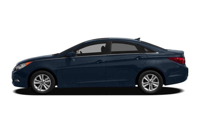 2012 Hyundai Sonata Exterior Photo
