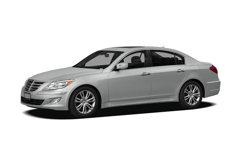 2012 Hyundai Genesis Exterior Photo