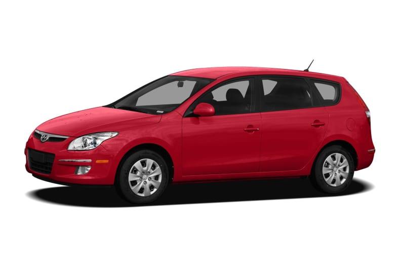 2012 Hyundai Elantra Touring Exterior Photo