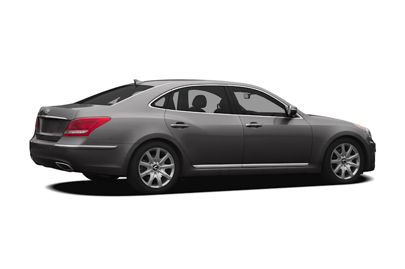 2012 Hyundai Equus Exterior Photo