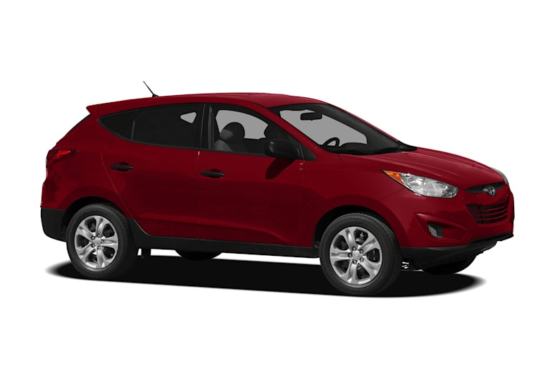 2012 Hyundai Tucson Exterior Photo