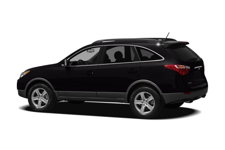 2012 Hyundai Veracruz Exterior Photo