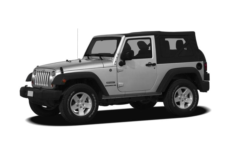 2012 Jeep Wrangler Exterior Photo