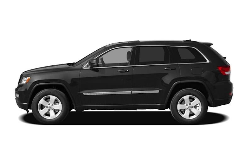 2012 Jeep Grand Cherokee Exterior Photo